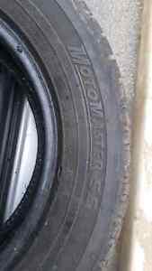 4 all season tires $100 185/65/r14 Oakville / Halton Region Toronto (GTA) image 1