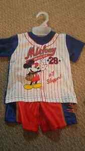 Brand new 6-12 month Disney outfit