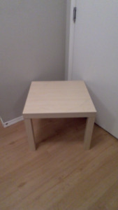 Corner Table- Non-Smoking Home, Great Condition
