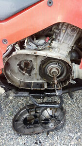 Looking for 500efi ATV clutches or parts quad