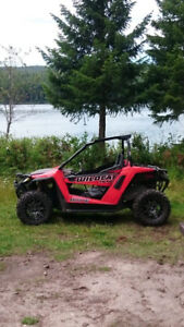 2014 Wild Cat Trail 700