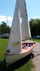 Albacore sailboat London Ontario image 7
