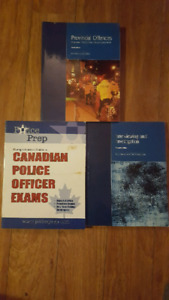 Assorted Police Foundations Textbooks