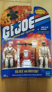Hasbro G.I.Joe Collectors Special Action Figures (2001)