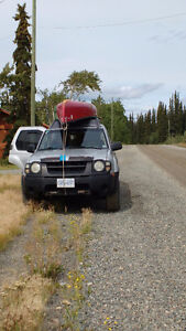 2004 Nissan Xterra XE SUV, Crossover