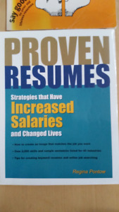 Proven Resumes: Strategies That Have Increased Salaries Book