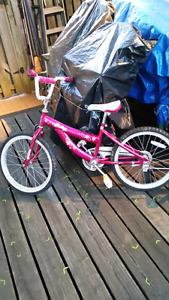 Girls bicycles for sale