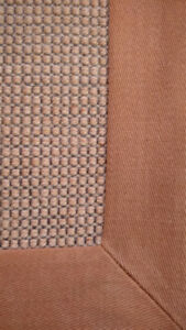 Rug 6X10 from ELTE neutral color REDUCED to sell!!!