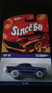 57 Chevy since 68 Hot Wheels