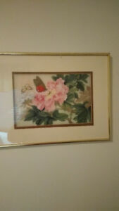 Japanese/Chinese paintings