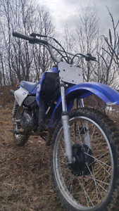 01 Yamaha rt 100 mint condition