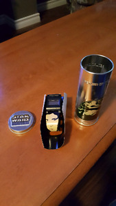 Never used star wars watch