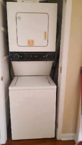 Stackable compact Washer and Dryer $300