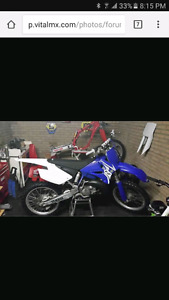 Wanted blown yz250