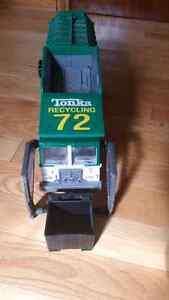 Tonka motorized garbage truck