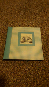Baby photo book. Never used.