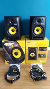 KRK's ROKIT 5 G2 (Pair) - Powered Studio Monitors