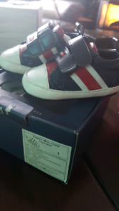 Tommy Hilfiger baby shoes size 1