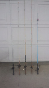 FISHING GEAR / TROLLING MOTOR