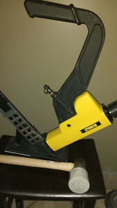 2in1 DeWalt floor nailer