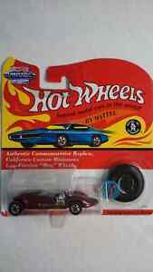 HOT WHEELS DIE CAST VINTAGE COLLECTION TWIN MILL