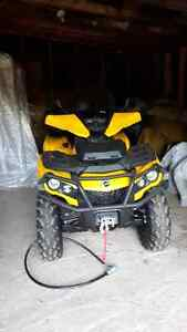 Can am  outlander 500 à vendre