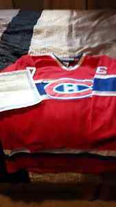 AUTOGRAPHED PK SUBBAN JERSEY