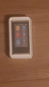 Brand new ipod nano touch black 16 gb unsealed