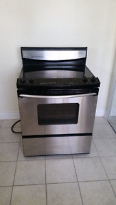 Great 30' Kitchead aid convection oven stove/ broil dosent works