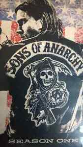 Sons of Anarchy- dvd London Ontario image 1