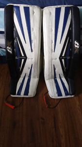 Senior Goalie Gear