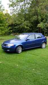04 Chevy Optra 5