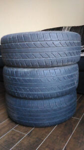 205/55/16 All season tire - only 1 left now