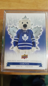 Tim Horton cards for sale or trade at the CLB Flee Market Sunday