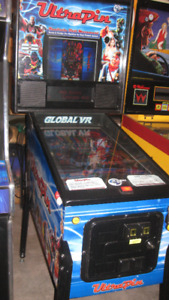 Ultra Pin- 12 games in one Video Pinball Machine( Classic Games)
