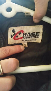 2 jackets one size small one size large