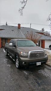 2010 Toyota Tundra crew max