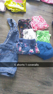18-24m & 2t girls clothes