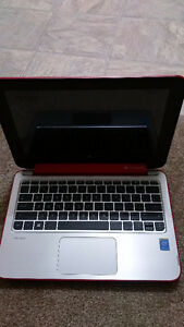 11'' hp pavilion touch screen laptop for sale good condition