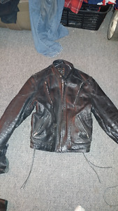 Motorcycle Leathers and helmuts