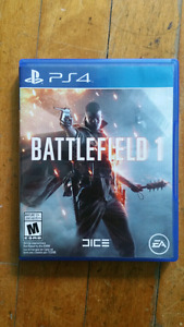 Bf1, The Division et ++