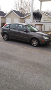 Ford Focus 2007 ZX5 SES