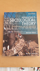 Introduction to Sociological Theory by Michele Dillon