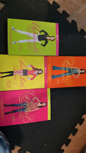 4 pretty little liars books for $15