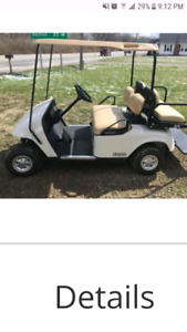 Save $$$$ on Golf cart rental at sherkston shores