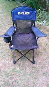 Roots kids camping chair