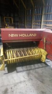 311 New Holland square baler