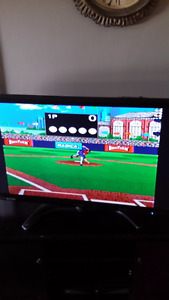 Radica Baseball circa 2000.  Video game