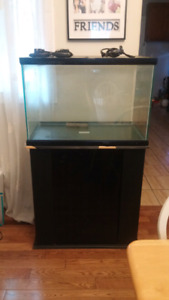 51 gallon tank and stand$175