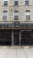 Royal Electric is hiring for Back of House